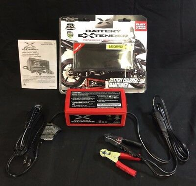 Schumacher SP1 12V/6V Battery Charger/Maintainer *NEW Other