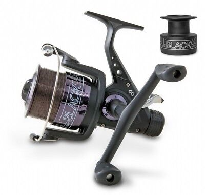 Lineaeffe All Black free runner carp reel  (message me before buying please )