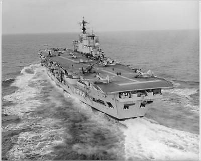 """10""""x8"""" (25x20cm) Print of HMS Eagle from RAF Museum"""