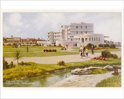 """10""""x8"""" (25x20cm) Print of MIDLAND HOTEL MORECAMBE from Prints Online"""