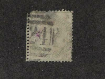 Great Britain, Scott# 107 used (has faults)