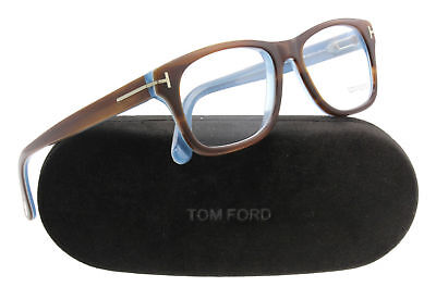 New Authentic Tom Ford Eyeglasses Men TF 5147 Brown 056 TF5147