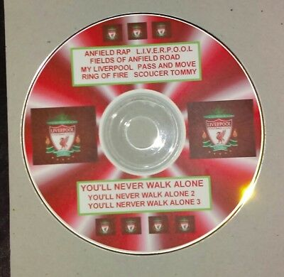 Liverpool FC Songs
