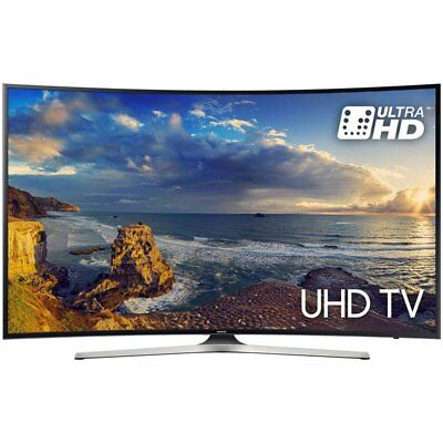 "Samsung Tv Led Ultra Hd 4K 55"" Smart Tv Curvo Ue55Mu6220Kxzt"