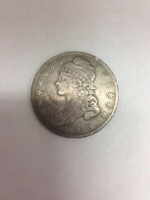 1836 Half Dollar Capped Bust