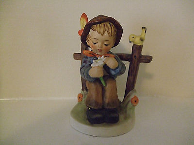 "HUMMEL  Goebel  # 174  ""She Loves Me, She Loves Me Not""  -  MINT  Condition"