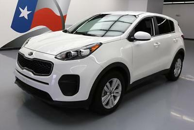 2017 Kia Sportage LX Sport Utility 4-Door 2017 KIA SPORTAGE LX FE REAR CAM BLUETOOTH ALLOYS 14K #123347 Texas Direct Auto