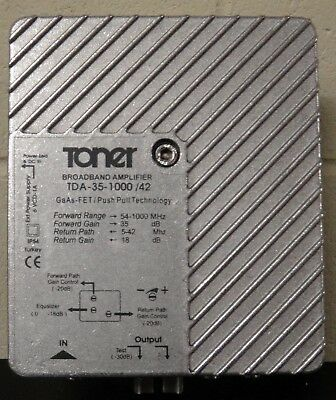 Toner Catv Amplifier Tda-35-1000/42