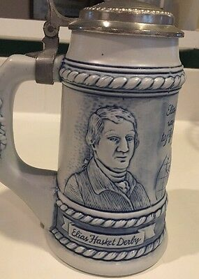Old Spice-LIMITED EDITION  GRAND TURK STEIN HANDCRAFTED  For SHULTON  1982
