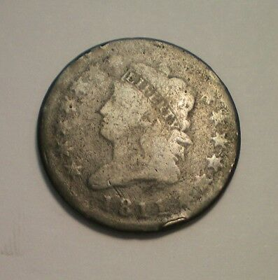 1811 Classic Head  Large Cent Good Detail