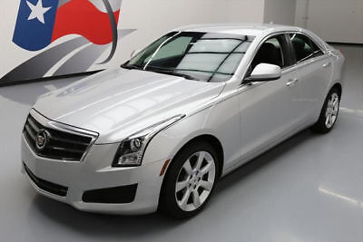 2014 Cadillac ATS  2014 CADILLAC ATS 2.0T TURBOCHARGED BOSE ALLOYS 23K MI #155866 Texas Direct Auto