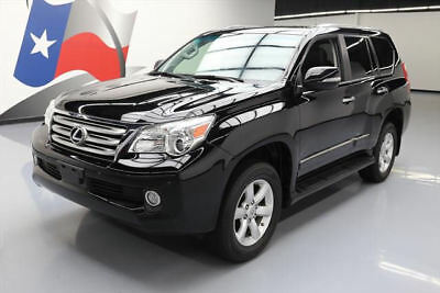 2013 Lexus GX  2013 LEXUS GX460 4X4 PREM SUNROOF NAV DVD REAR CAM 65K #060683 Texas Direct Auto
