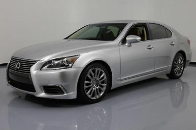 2013 Lexus LS Base Sedan 4-Door 2013 LEXUS LS460 CLIMATE SEATS SUNROOF NAV REAR CAM 34K #114001 Texas Direct