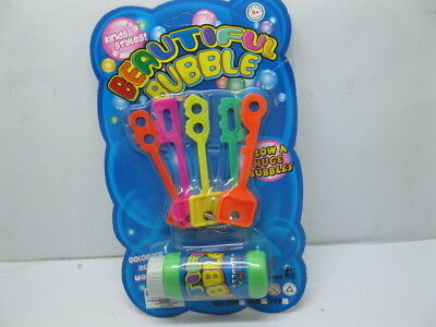 10Sets Assorted Bubble Wand with Bubble Set Great Toy