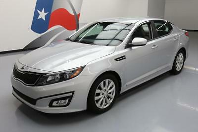 2015 Kia Optima  2015 KIA OPTIMA EX AUTO LEATHER BLUETOOTH ALLOYS 27K MI #423637 Texas Direct