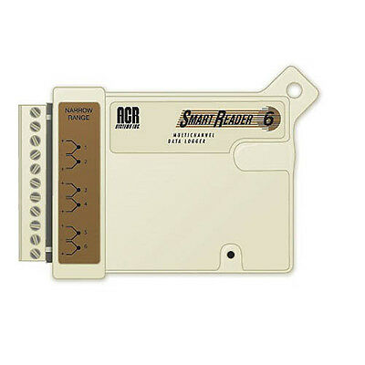 ACR Systems SRP-006-1.5M SmartReader Plus 6 - 1.5 MB Eight channel, 12 bit, 1.5