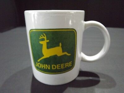 John Deere, Coffee Mug, Made by Gibson,  FREE SHIppINg     It is an officially