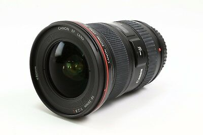 Canon EF 16-35mm F/2.8 L II USM + FREE SHIPPING