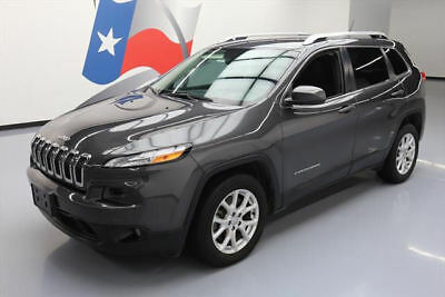 2015 Jeep Cherokee  2015 JEEP CHEROKEE LATITUDE 2.4L REAR CAM BLUETOOTH 28K #781236 Texas Direct