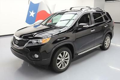 2011 Kia Sorento EX Sport Utility 4-Door 2011 KIA SORENTO EX V6 7PASS SUNROOF LEATHER NAV 66K MI #179585 Texas Direct