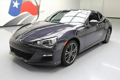 2016 Subaru BRZ  2016 SUBARU BRZ PREMIUM 6-SPEED REAR CAM BLUETOOTH 11K #601799 Texas Direct Auto