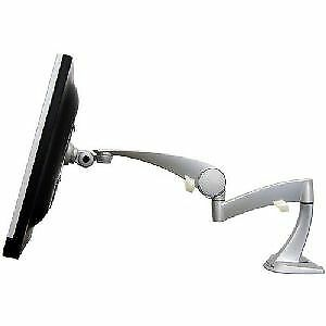 NEW! Ergotron Neo-Flex 45-174-300 Mounting Arm 8.16 Kg Load Capacity Silver