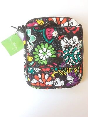 NWT Vera Bradley Disney Mini Hipster in Magical Blooms Mickey Mouse & Minnie