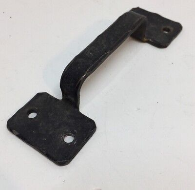 """Vintage Cast Iron? Metal Tool Box Handle Chest Pull 4 3/4"""" x 1.5"""""""