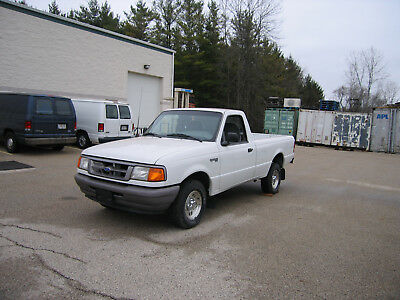 1996 Ford Ranger Electric First Generation 1996 Electric Ford Ranger