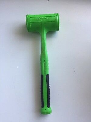 Large Snap On Dead Blow Hammer 56 Oz