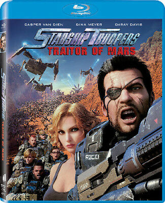 Starship Troopers: Traitors Of Mars [New Blu-ray] Ac-3/Dolby Digital, Dolby, S