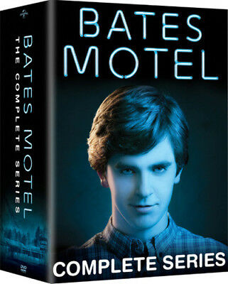 Bates Motel: The Complete Series [New DVD] Oversize Item Spilt , Boxed Set