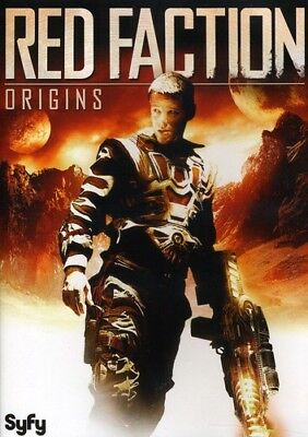 Red Faction: Origins [New DVD] Ac-3/Dolby Digital, Dolby, Subtitled, Widescree