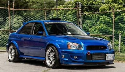 2005 Subaru WRX sti 2005 Subaru Impreza wrx sti one of a kind!