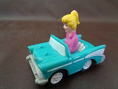 Burger King Archie Comics 1991 Betty Cooper Toy (Cat.#5A014)