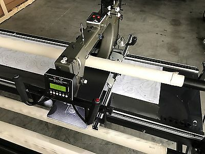 Gammill Classic Plus Long Arm Quilting Machine with 12 Foot Frame/Table