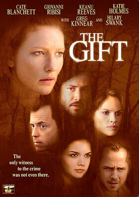 The Gift [New DVD] Ac-3/Dolby Digital, Amaray Case, Dolby, Dubbed, Subtitled,