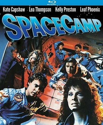 Space Camp (1986) [New Blu-ray] 2 Pack
