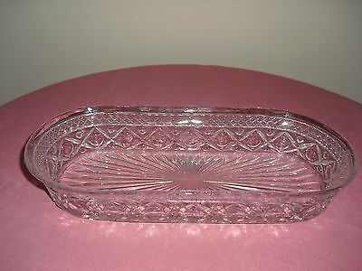 Imperial Cape Cod Oval Rounded Bowl / Celery Dish