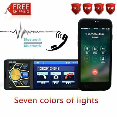 """4.3""""Wireless Car MP5Player with Bluetooth FM Radio Rear View Backup Camere Z"""