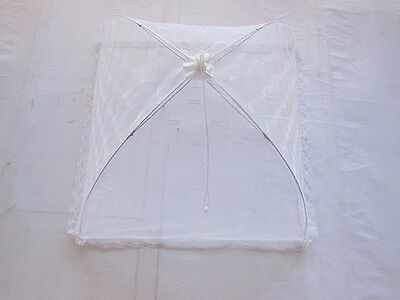 10 Fold-away Food Cover Pulling Rope For Camper,Kitchen ot283