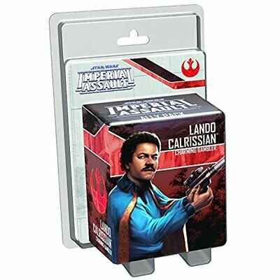 Star Wars Imperial Assault Lando Calrissian Expansion Board Game