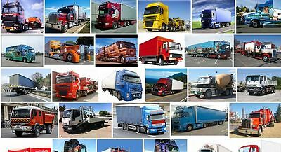 1000 foto digitali - CAMION/TRUCKS Serie #1