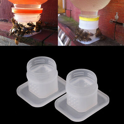 2pcs Bee Drinking Fountain Bee Queen Bee Water feeder Equipment