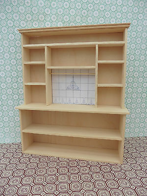 Shopfittings In 1/12 Scale Handmade Display Shelves For A Miniature Shop