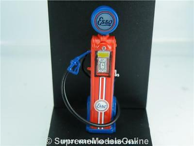 Esso Petrol Pump Wayne 60 1937 1/43Rd Scale Blue/red Colour Example T3412Z(=)