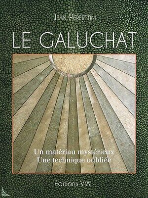 Le Galuchat, Shagreen, French book by J. Perfettini