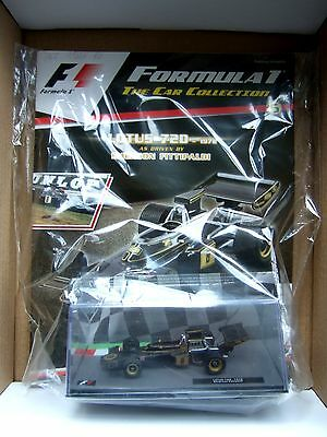 Emerson Fittipaldi Lotus 72D 1972 Wc 1/43 F1 Collection Issue 5