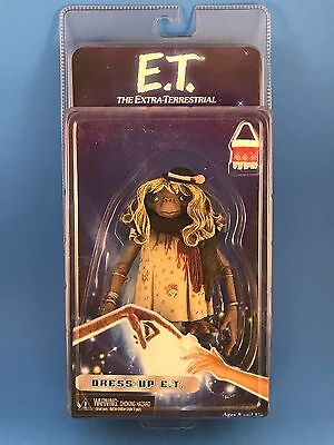 NECA Dress Up ET Collectible New Sealed Package