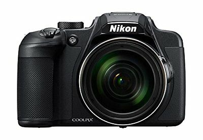 Nikon digital camera COOLPIX B 700 Optical 60x zoom 202.9 million pixels Black B